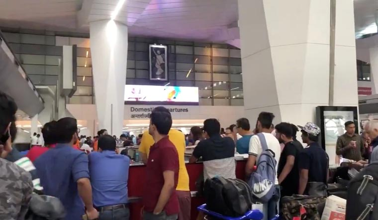 Domestic air passenger traffic grows only a tad in 2019, thanks to Jet Airways