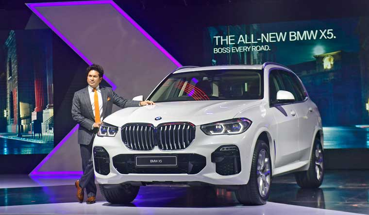 BMW X5 is a car for life: President Baertels