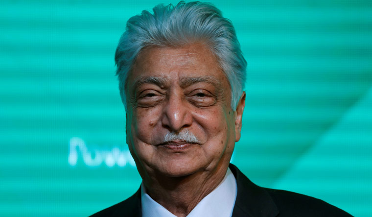 Road ahead for Wipro: Baton passes on from Premji senior to junior