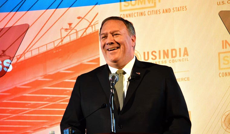 Mike Pompeo India Ideas Twitter