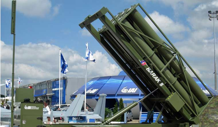 Kalyani Rafael gets $100-million order for BARAK-8 missiles, kits