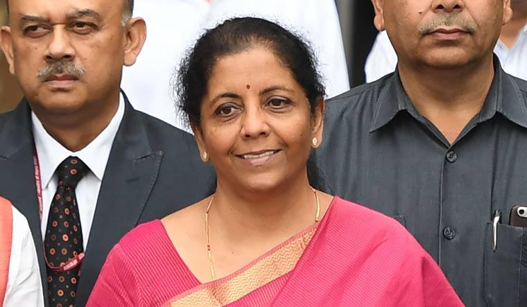 Finance Minister Nirmala Sitharaman | AFP