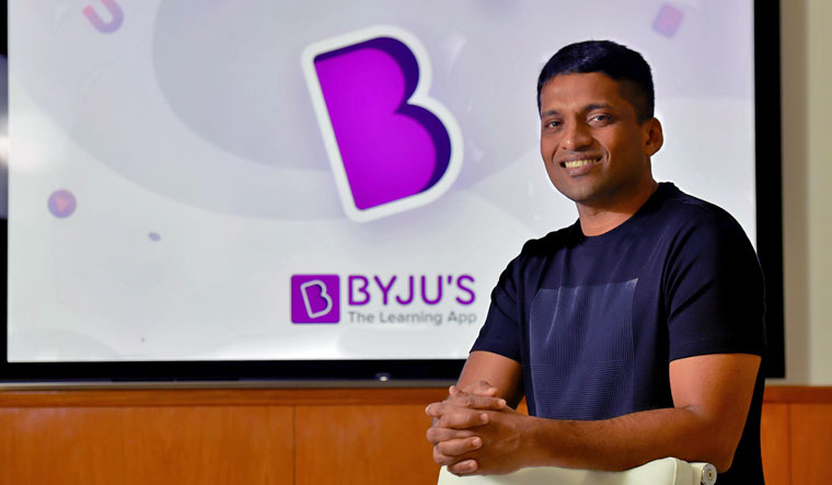 BYJU's founder is India's newest billionaire
