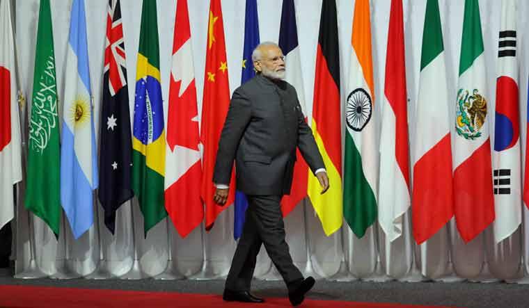 Modi discussed crypto standards at Osaka G20 Summit