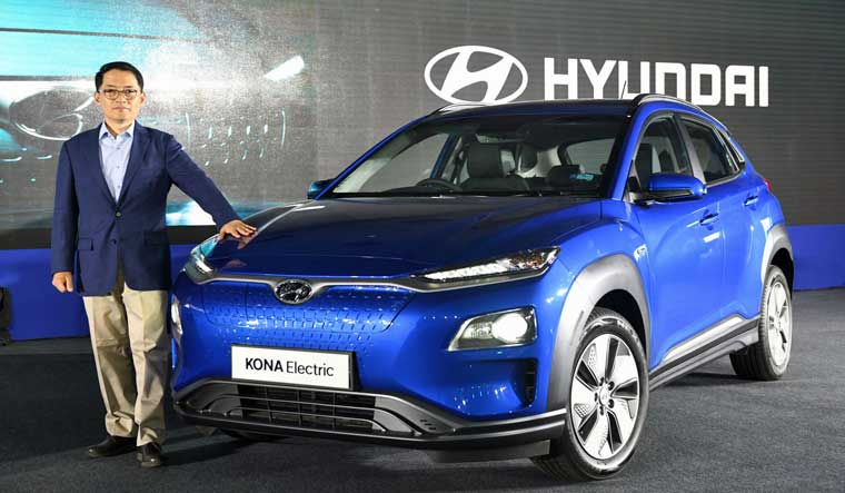 Hyundai Kona Electric launched in India