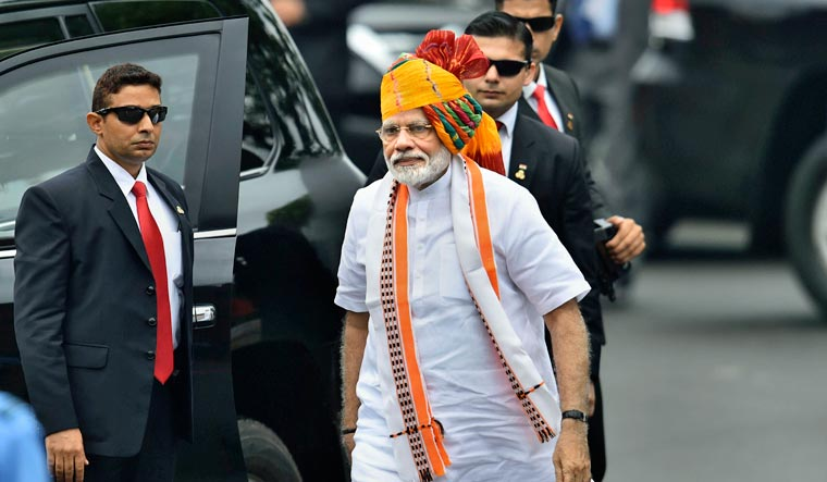 PM Modi reviews state of economy with Sitharaman, FinMin officials