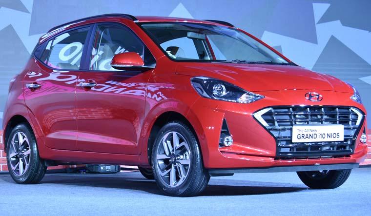 Hyundai launches Grand i10 Nios starting at Rs 4 99 lakh