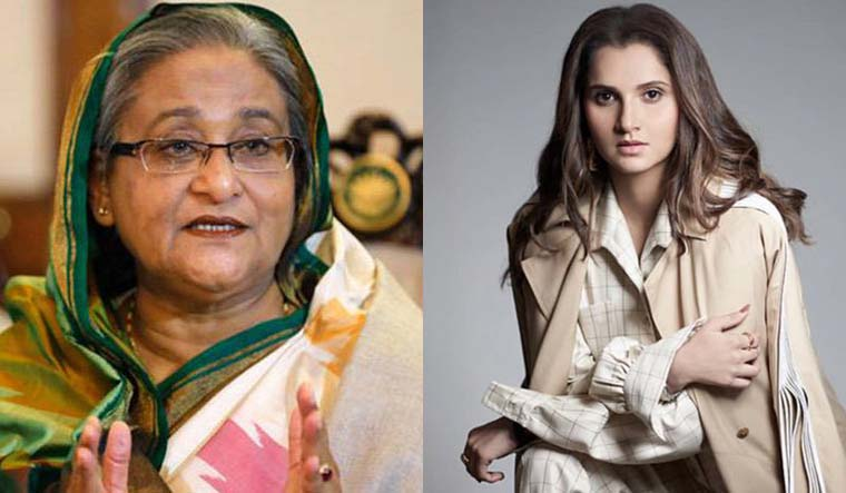 Sheikh Hasina, Sania Mirza to co-chair WEF's India Economic Summit