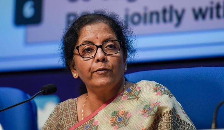 More capital is being given to banks and they will continue to do more of what they were doing earlier, says Finance Minister Nirmala Sitharaman | PTI