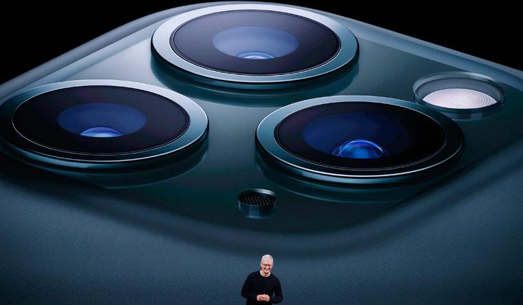 Tim-Cook-presents-iPhone11pro-Reuters