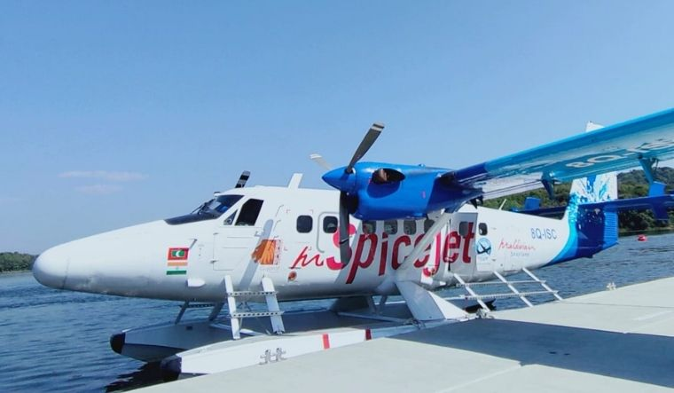 SpiceJet's seaplane services along Sabarmati riverfront from Oct 31; all you need to know