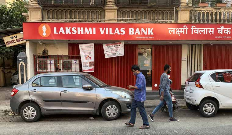 lakshmi vilas bank mumbai rep reuters