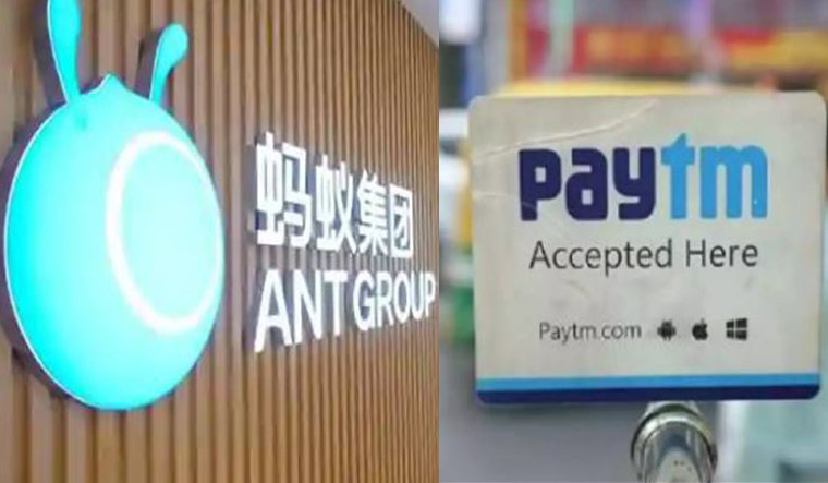 While Paytm was valued at around $16 billion during its last round of private fundraising a year ago, Ant's stake was worth around $4.8 billion   Reuters