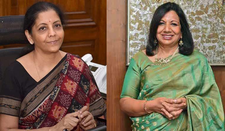 Nirmala-Sitharaman-Kiran-Mazumdar-Shaw-Aayush