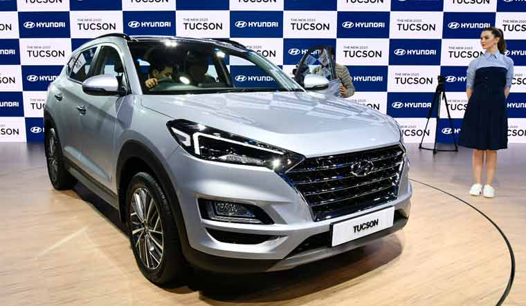 Hyundai unveils new Tucson with enhanced tech, design and ...