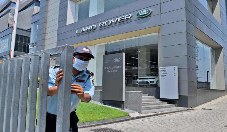 Indian-auto-sector-automotive-car-showroom-landrover-automobile-industry-Salil