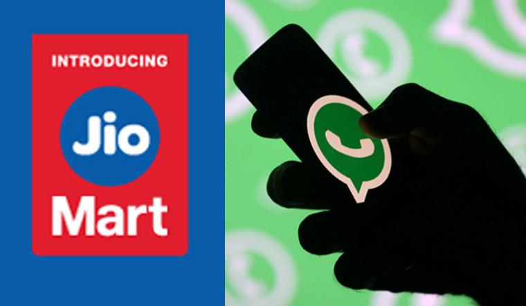 Jio-Mart-Reliance-Whatsapp-Reuters
