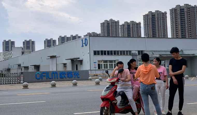 US China Xinjiang Sanctions