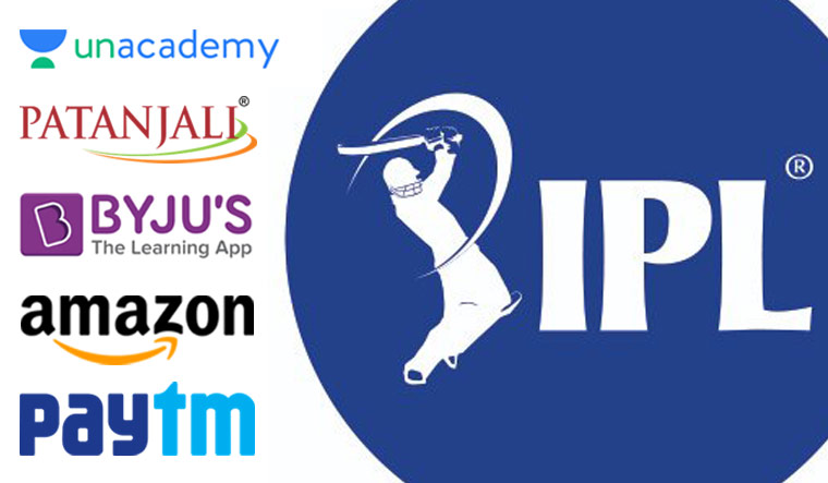 IPL-sponsor-Patanjali-Byjus-Amazon-Paytm-unacademy