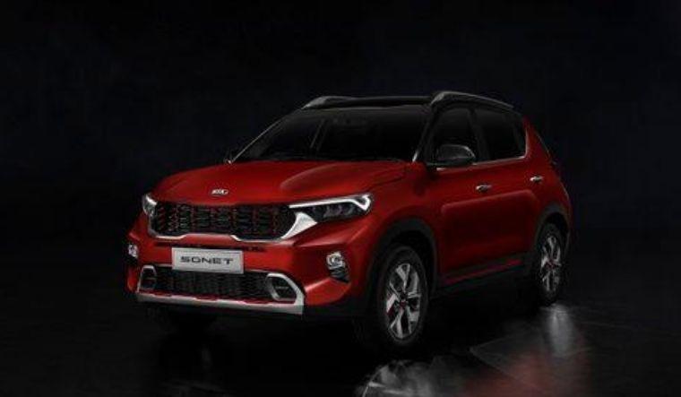 Kia Sonet unveiled in India, to take on Venue, Brezza