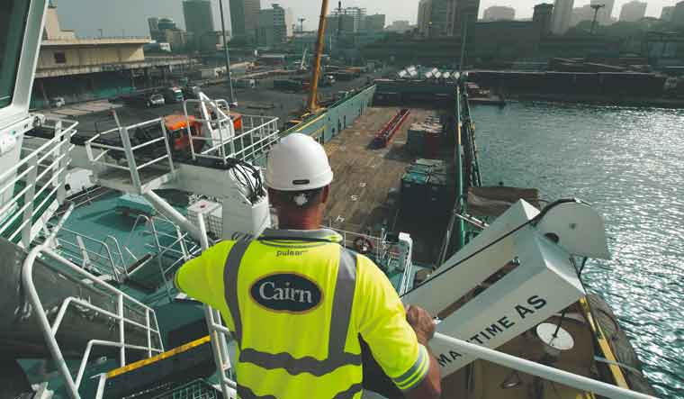 Engaged with Indian govt on adherence to arbitration award: Cairn