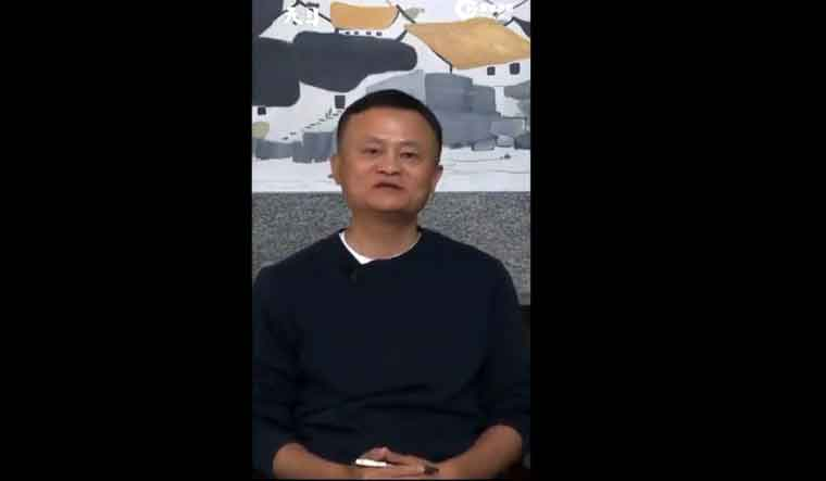 Jack Ma, missing since October 2020, reappears on TV: Chinese state media