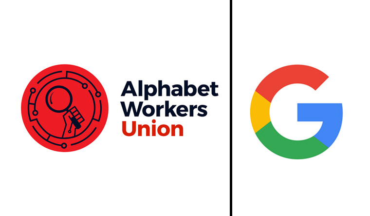 Google workers form new labor union, a tech industry rarity
