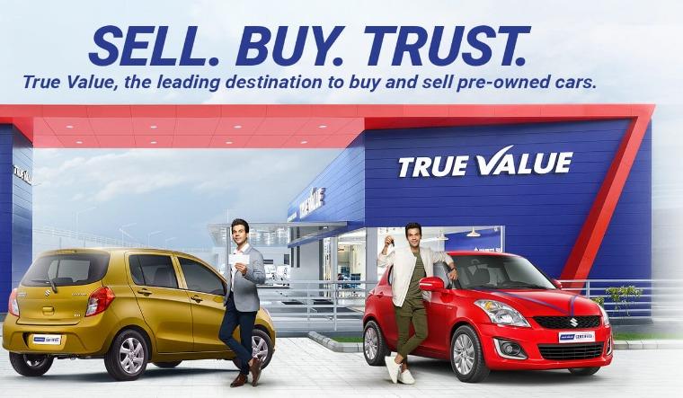 Maruti True Value rep