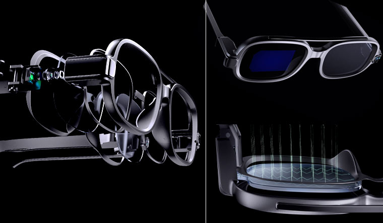 After Ray-Ban, Xiaomi unveils microLED smart glasses - The ...