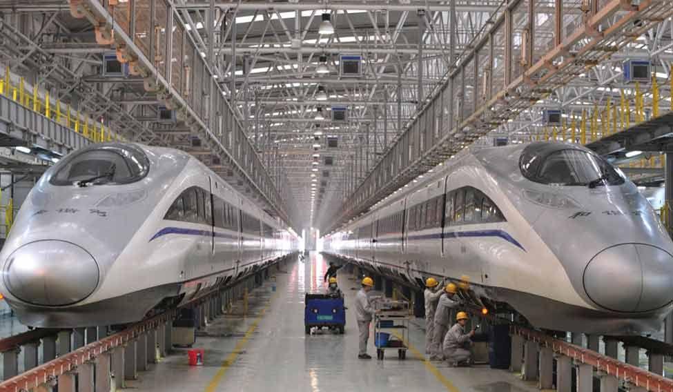 Bullet train on track for Andhra Pradesh