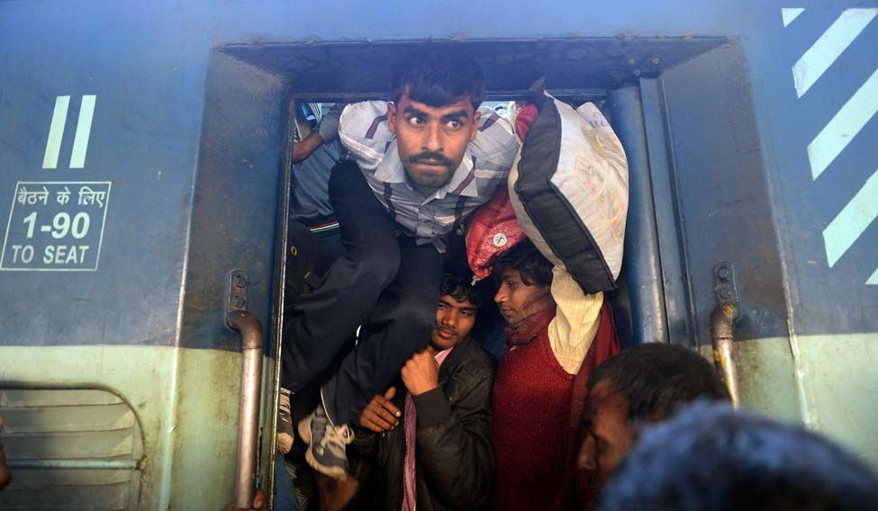 INDIA-POLITICS-RAILWAY-BUDGET