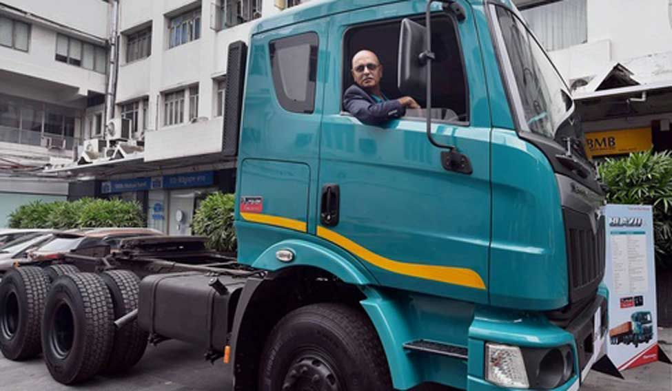Mahindra to strongly target heavy truck segment market