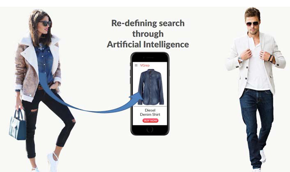 Artificial Intelligence aids fashion discovery