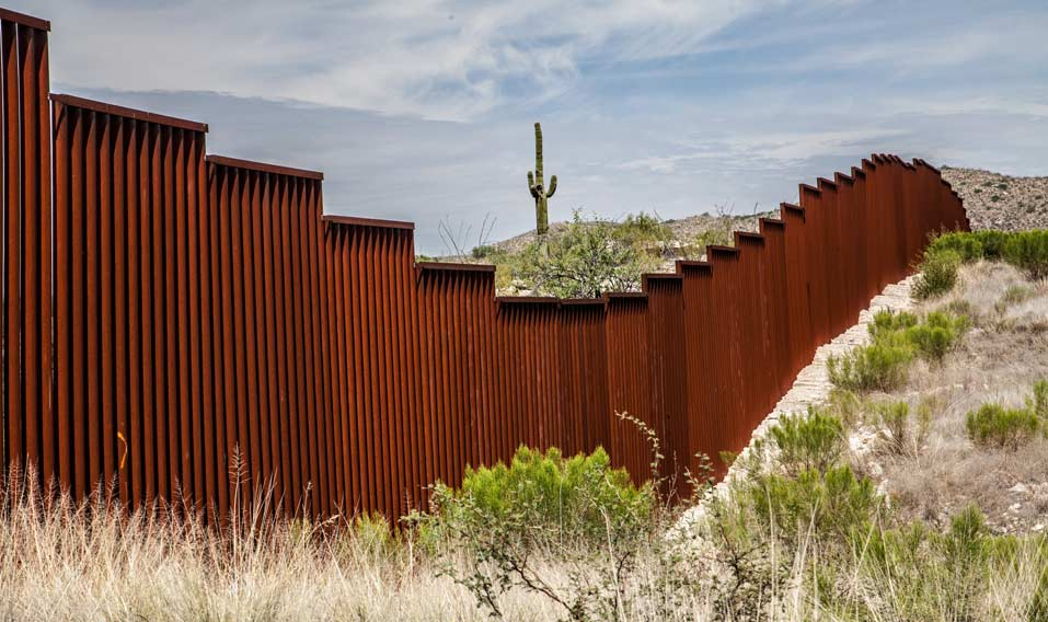 Trump wall may remain a mere campaign slogan