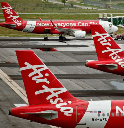 MALAYSIA-AVIATION-AIRASIA-AIRPORT-FILES