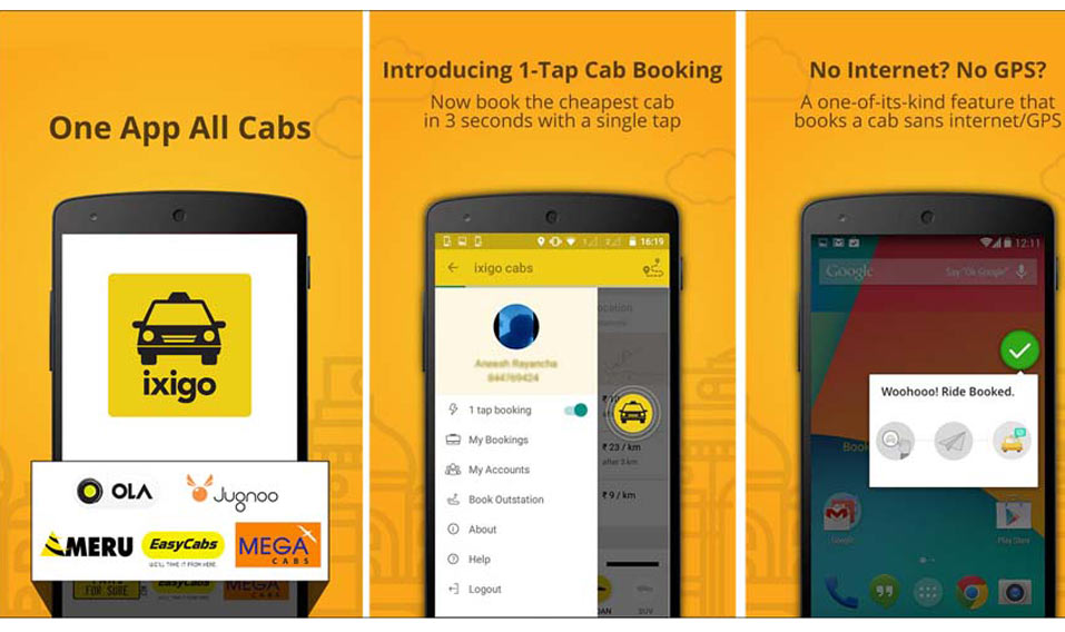Taxi booking becomes more mature, overcomes Net hassles