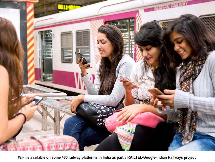 wifi--onindian-railway-platformstation