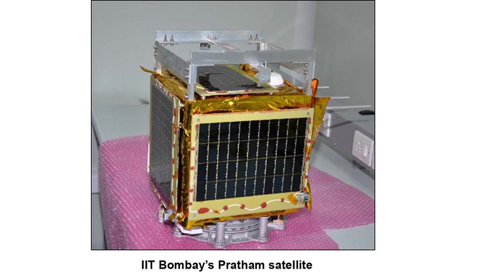 IIT Bombay's Pratham satellite
