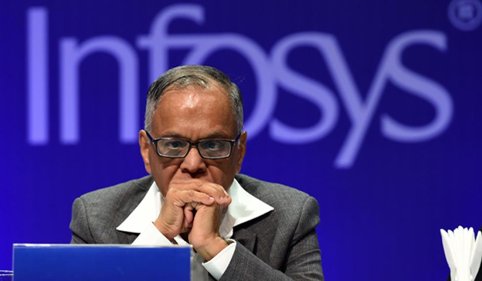 INDIA-BUSINESS-INFOSYS