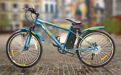 e-Bikes ride into 2017