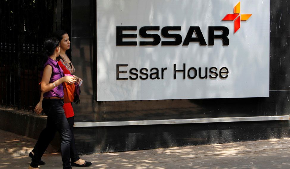 ESSAR STEEL-BANKRUPTCY/