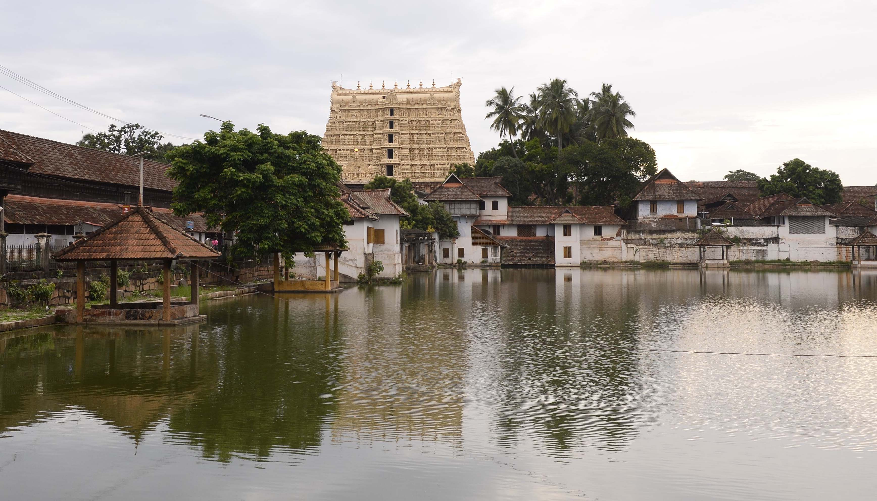 In limbo a kerala temple and its chamber of secrets - Chambr kochi ...