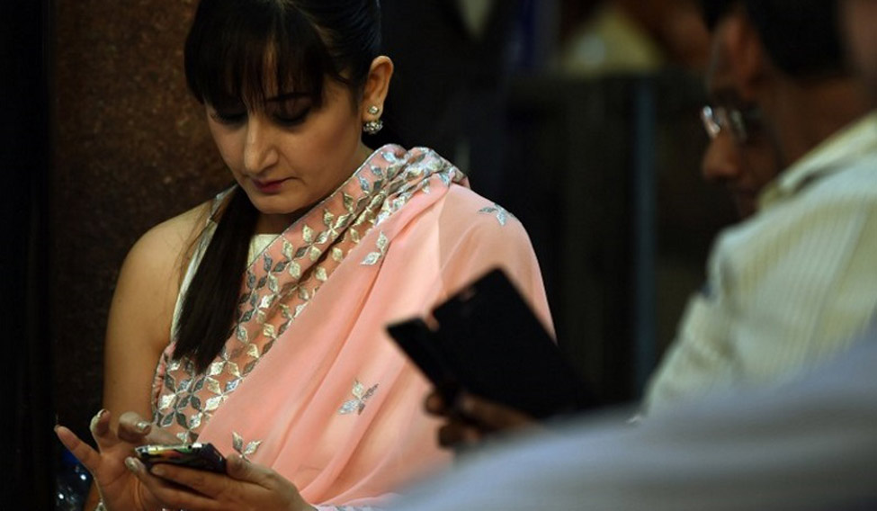 Airtel was the fastest mobile operator in 11 of India's largest cities [Representative image/AFP]