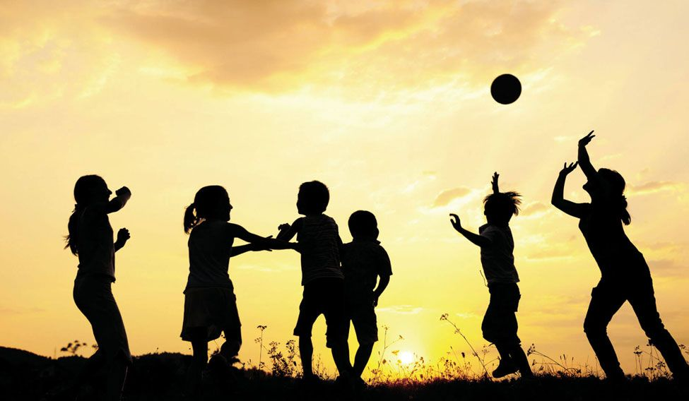 More than half of Indian parents don't allow children to play outside