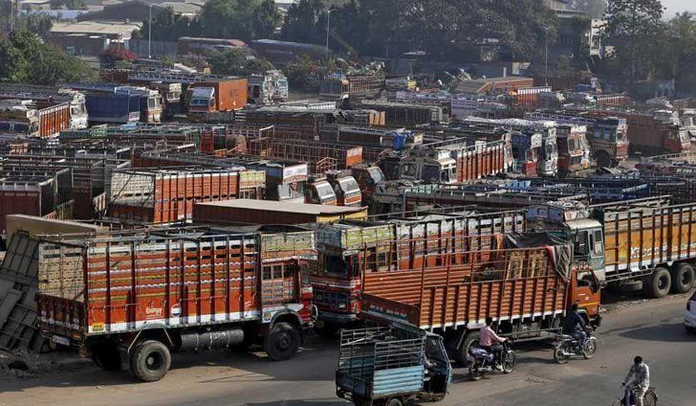 trucks-india