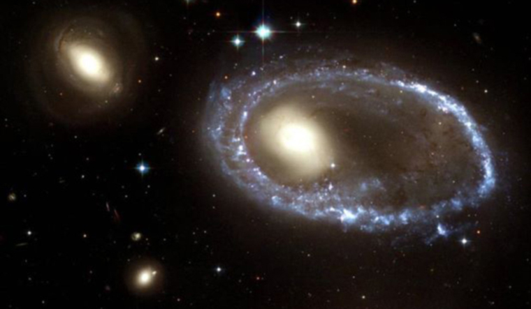 Scientists baffled by discovery of 'weird galaxy' where dark matter doesn't exist