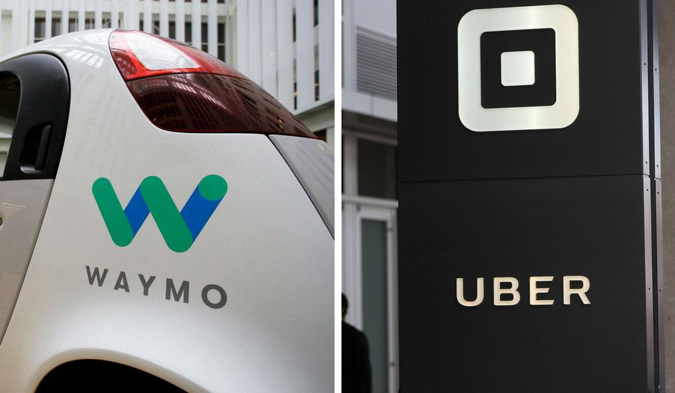 Uber also agreed not to use any of Waymo's technology for autonomous driving as part of the settlement | File