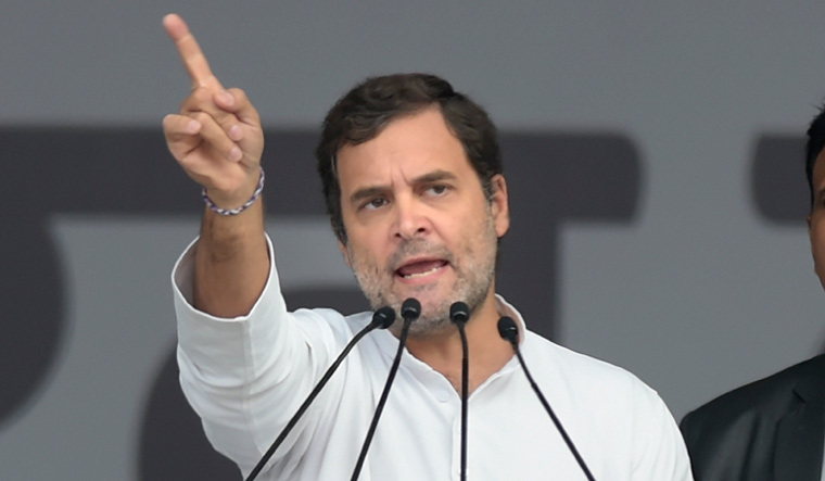 Modi extracts wealth from India's poor, gives it to 'crony capitalist friends': Rahul