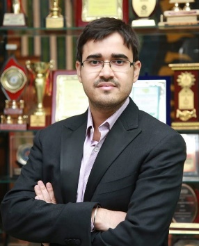 Shri Arpit Chadha | Vice Chairman, I.T.S – the Education Group