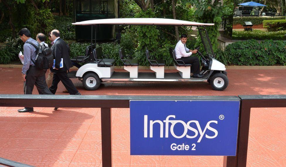 INDIA-ECONOMY-IT-INFOSYS